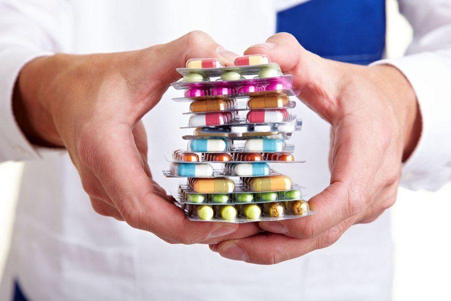 препараты для лечения ЗППП
